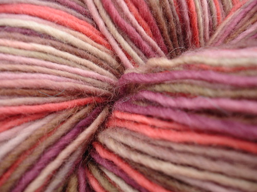 Lamb's Pride hand-dyed