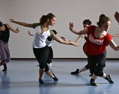 jazz dance studio parma 1 prove del saggio - by teo_ladodicivideo