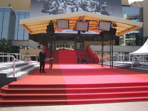 Red Carpet at the Palais