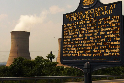 Three Mile Island Nuclear Power Plant-near Harrisburg, Pennsylvania par Michael6076