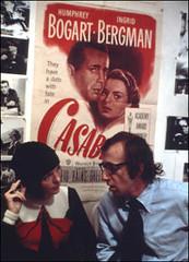 Keaton, Allen, Casablanca Poster