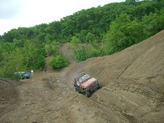 CIMG1098 (chadreschly) Tags: rain memorial day jeep mud chad ryan dana run iowa dirt buttcrack toyota samurai suzuki landcruiser quarry 2007 damin miobi