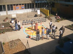Garden Celebration (meliroo) Tags: school cambridge garden education celebration k8 urbanschool kingamigos citysprouts