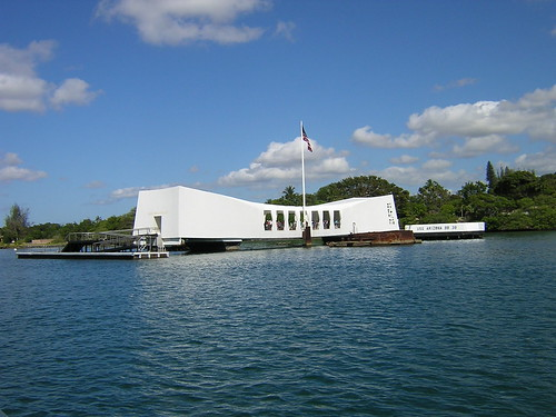 Pearl Harbor USS Arizona National Memorial