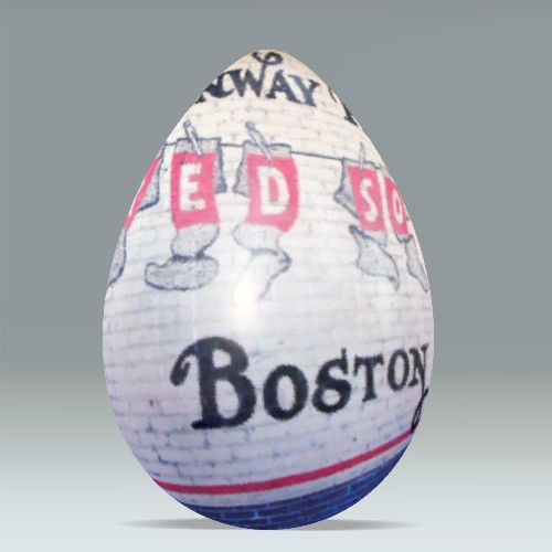 Red Sox Egg