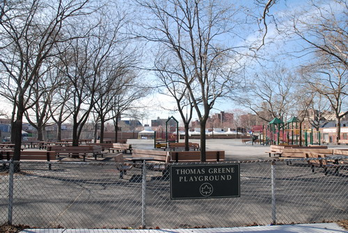 Thomas Green Playground
