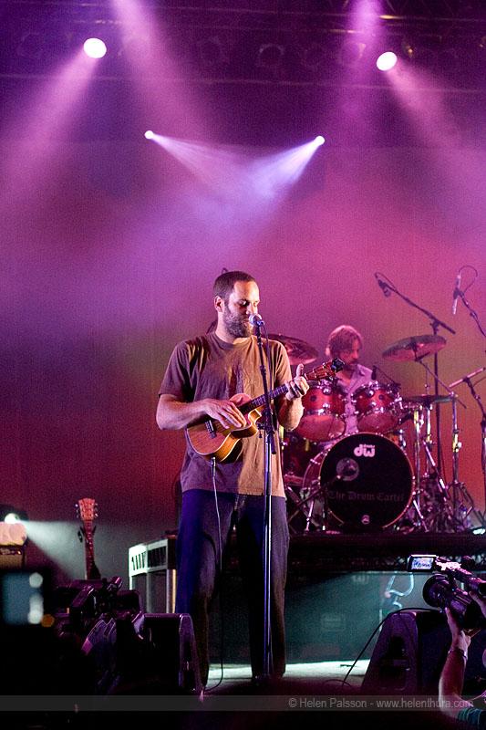 Jack Johnson & ukulele