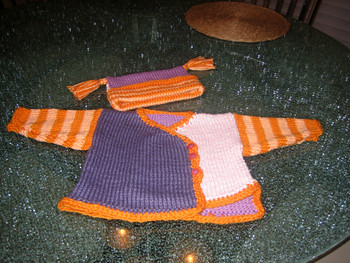 Evy's Color-Block Sweater