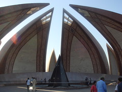 National Monument (Pakistan) (tango 48) Tags: pakistan monument freedom movement flame islamabad shakarparian pakistanmonument