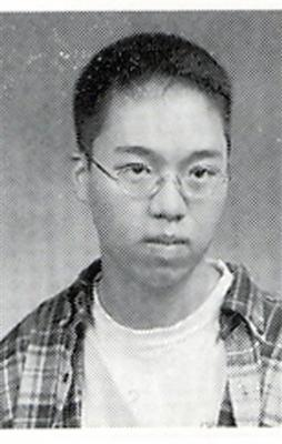 High school picture of Cho Seung-Hui, who police have identified as the gunman suspected of carrying out the Virginia Tech killings that left 33 people dead