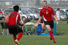 U16 Missouri State Cup - Springfield SC vs Lou Fusz Popvic