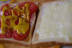 丁稚特製メタボ系サンド