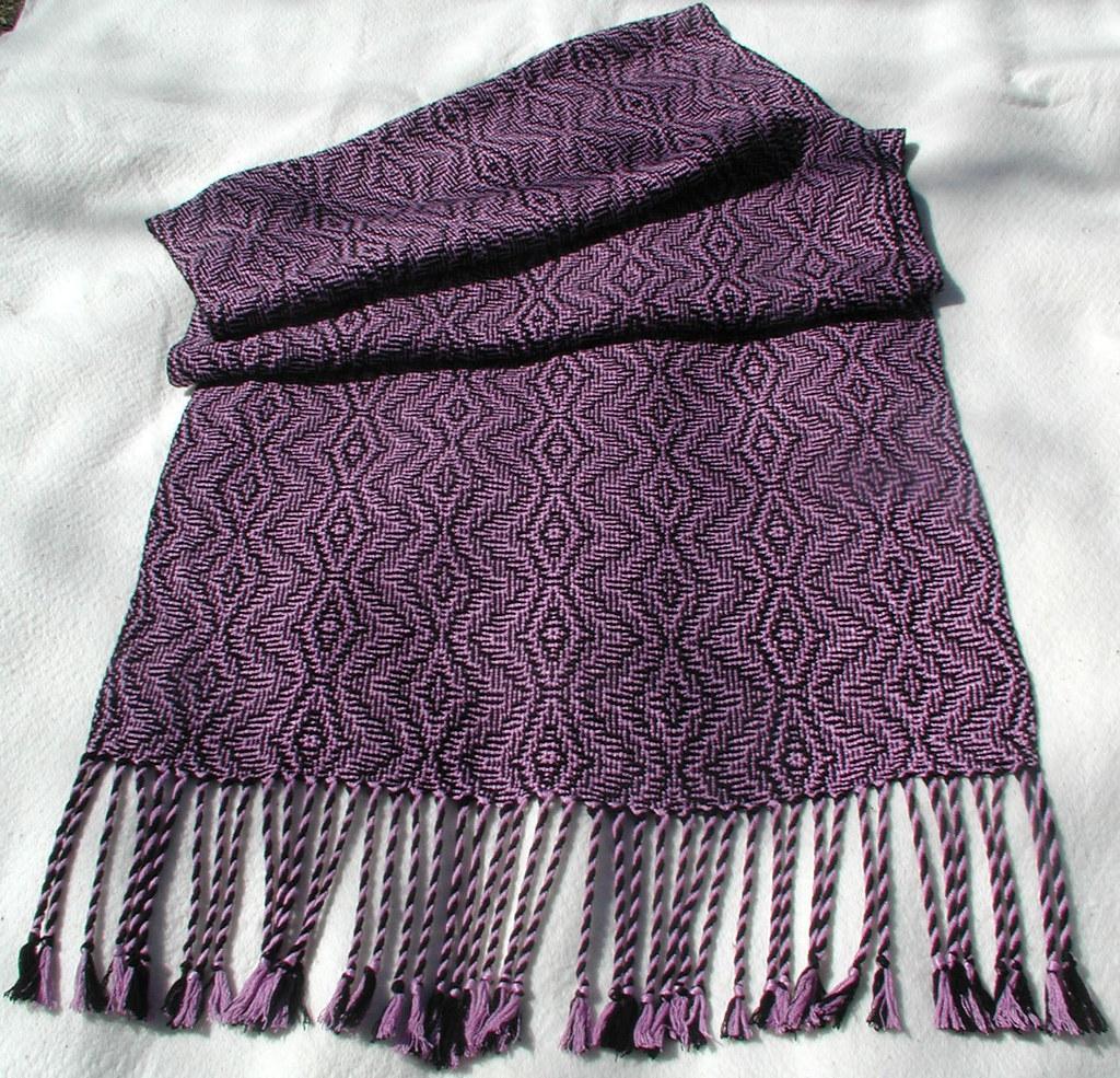 Bamboo shawl!
