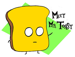 Meet Mr Toast shirt design