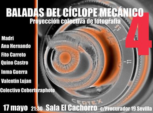 Baladas del Cíclope Mecánico