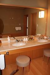 Hotel : washroom
