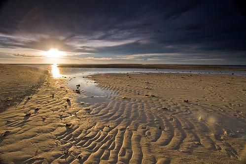 Watery Desert
