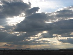 Creacin. (majadahonda) Tags: sunset espaa luz atardecer spain cielo rayosdesol boadilla creacin boadilladelmonte