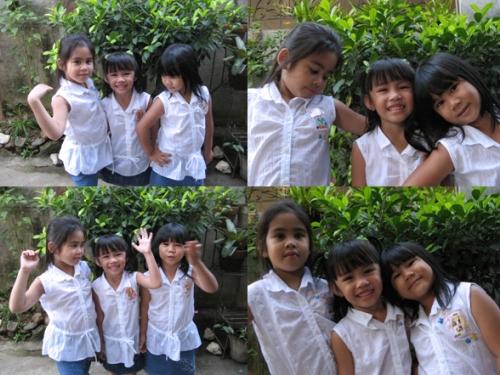3 lil girls
