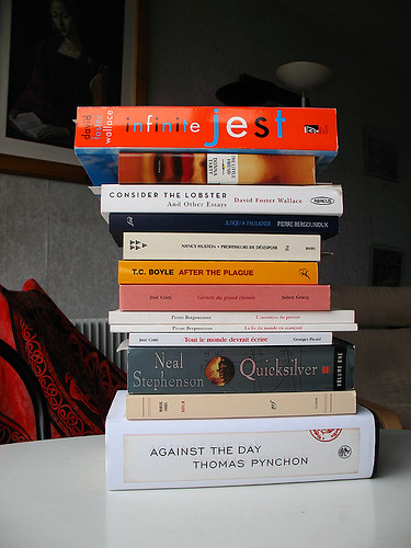 bookstack may 7th 2007