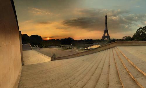 Paris - Trocadéro - 01-05-2007 - 7h01