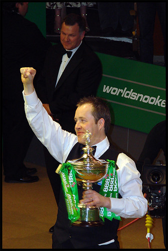 john higgins senior. John Higgins winning World Snooker Championship 2007 ×. 0 comments; Add link to your profile; Mail this result to a friend