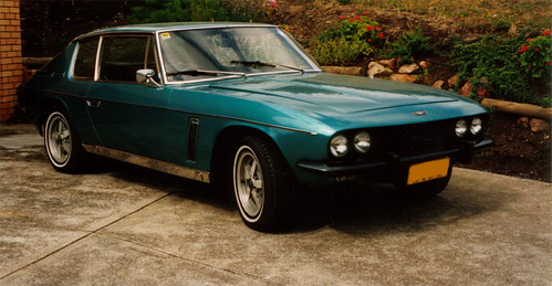 Jensen Interceptor III 128/4780