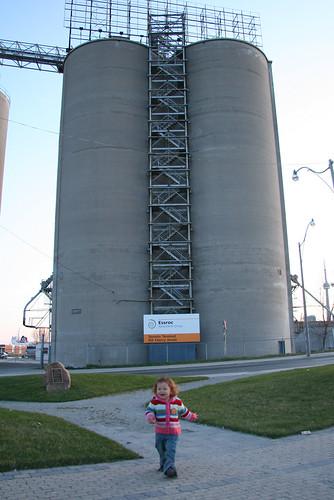 Istra skips before silos
