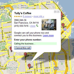 Calling Tully's from Google Maps! (4)