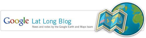 Google LatLong-Blog