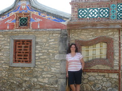 historic old house on WangAn Island