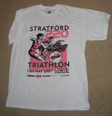 Stratford 220 Sprint Triathlon