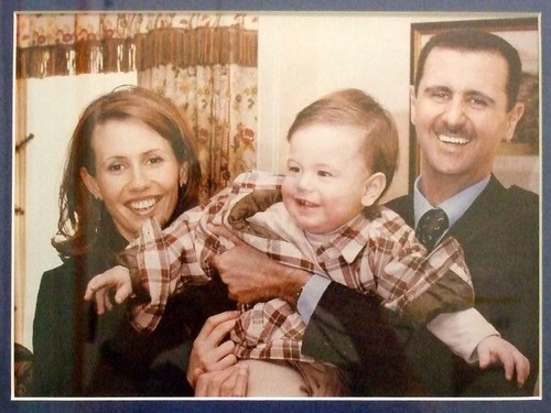Bashar al-Assad & family | Flickr - Photo Sharing!