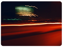Speed Rush (Mohamed Eissa) Tags: street streets car night speed lights exposure rush speeding mohamed eissa