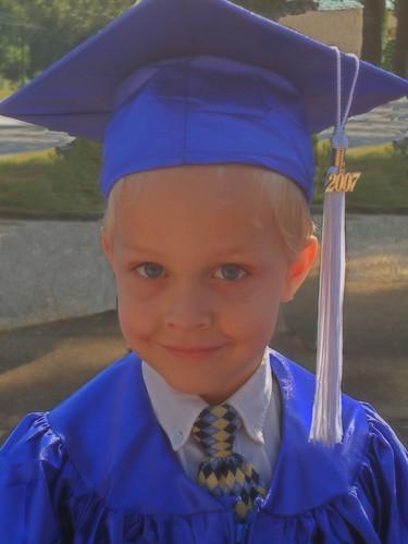 little graduate!