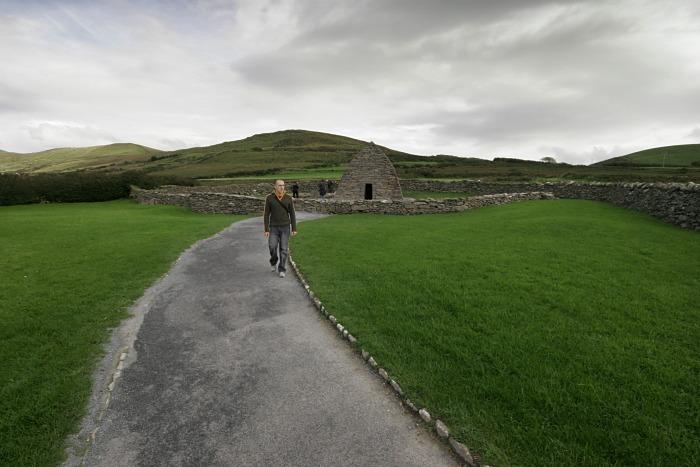 Pathway to Gallarus