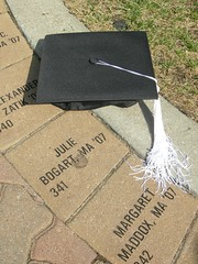 Graduation bricks