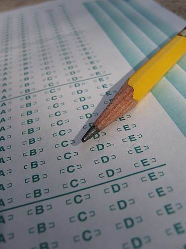Pencil & Scantron