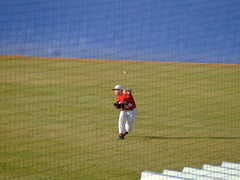 (godspeed312) Tags: city bridge sports baseball action finepix s5200 fujifilm actionshot bridgecity