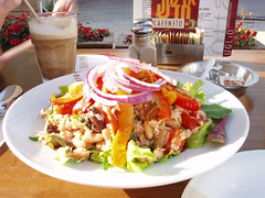Salad (liormania) Tags: food salad cafeneto liormania bakalu