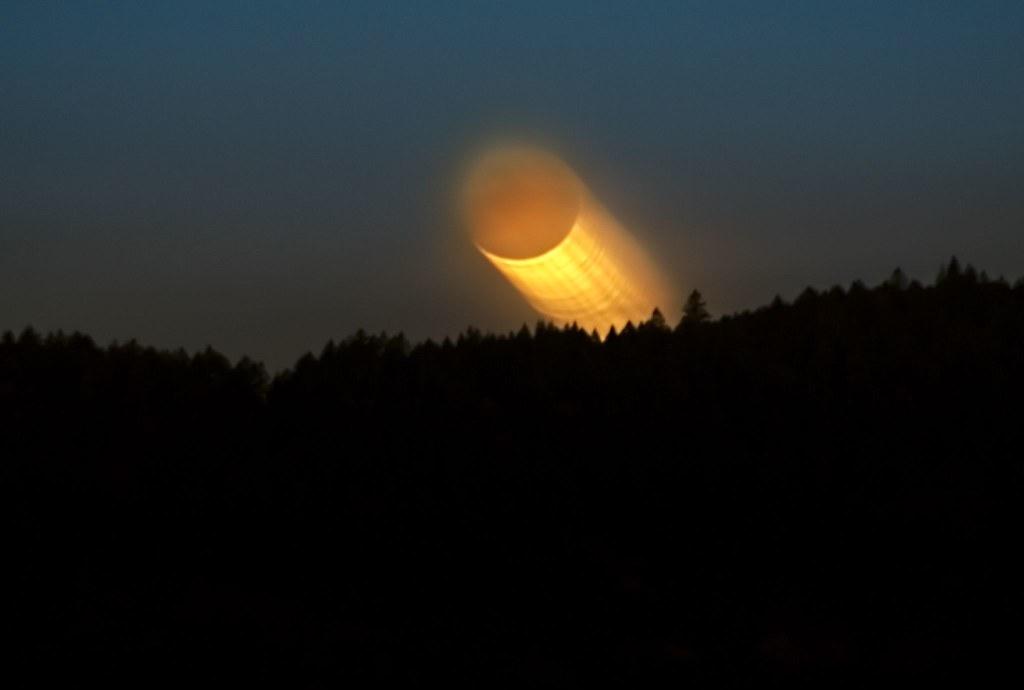 Twilight Turns to Night