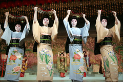 F I N A L E: Kyo Odori (mboogiedown) Tags: travel beauty japan asian japanese dance spring women kyoto asia traditional culture geiko geisha kyo kimono tradition kansai komomo cultural yachiho odori miyagawa katsura ondo discoverkyoto kimina fukunami