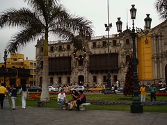 Plaza Mayor Lima (jorge.delprado) Tags: peru lima plazamayor