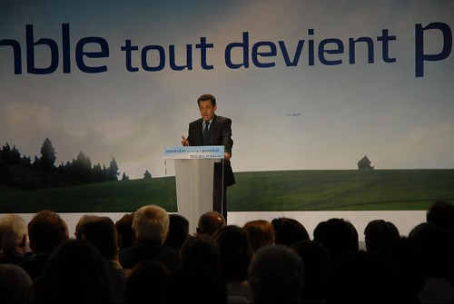 Nicolas Sarkozy - Meeting in Toulouse for the 2007 French presidential election 0363 2007-04-12
