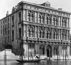 Venice, Italy - Palazzo Vendramin-Calergi
