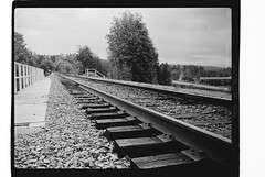 king county railroad (bellyface) Tags: bw bronica diafine d200 tmax400 copywork rf645