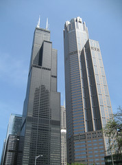 Sears Tower & 311 South Wacker