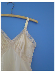 favorite finds | entry one - vintage slip detail