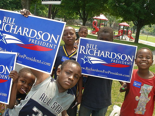 THE UNION STREET KIDS LOVE RICHARDSON