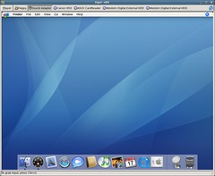 OS X in VMware Player